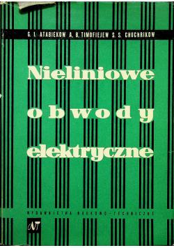 Nieliniowe obwody elektryczne