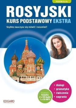 Rosyjski Kurs podstawowy Plus CD