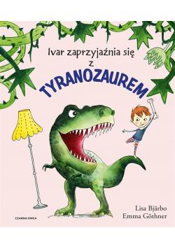 Ivar zaprzyjaźnia się z tyranozaurem