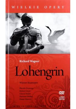 Lohengrin Wielkie Opery DVD plus CD