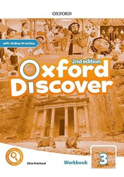 Oxford Discover 2E 3 WB + online practice