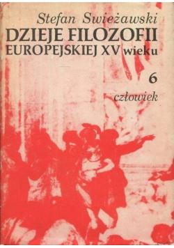 Dzieje filozofii europejskiej XV wieku