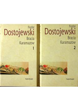 Bracia Karamazow 2 tomy