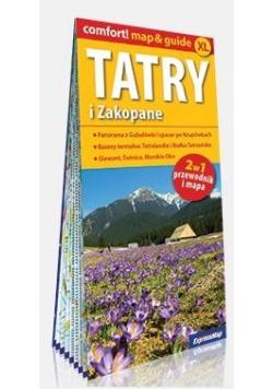 Comfort!map Tatry i Zakopane XL