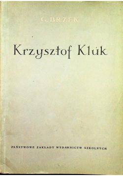 Krzysztof Kluk