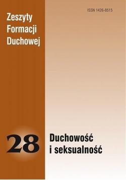 Zeszyty Formacji Duchowej nr 28 Duchowość...