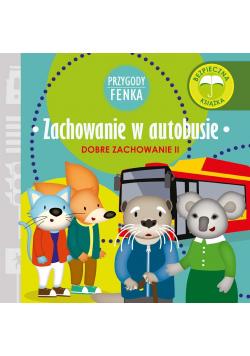 Przygody Fenka. Zachowanie w autobusie