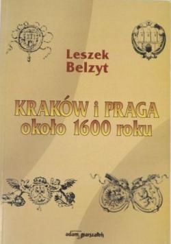 Kraków i Praga około 1600 roku