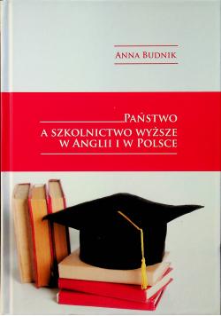 Państwo a szkolnictwo wyższe w Anglii i w Polsce