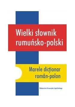 Wielki słownik rumuńsko-polski