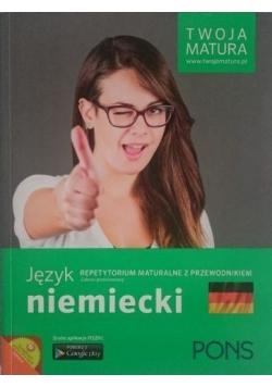 Język niemiecki Repetytorium maturalne z przewodnikiem Zakres podstawowy plus