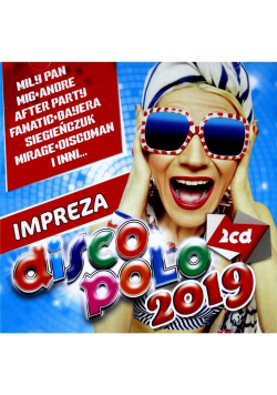 Impreza Disco Polo 2019. 2CD