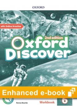 Oxford Discover 2E 6 WB + e-book