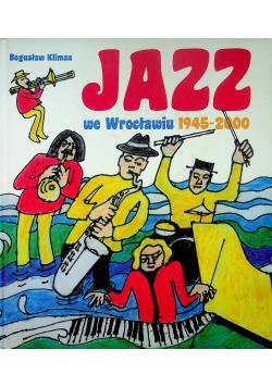 Jazz we Wrocławiu 1945 2000
