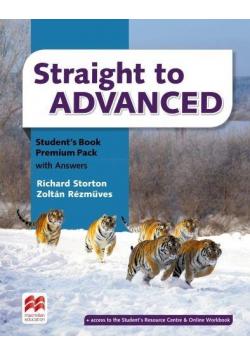 Straight to Advanced Premium Pack SB + CD