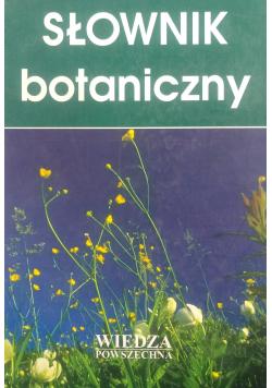 Słownik botaniczny