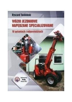 Wózki jezdniowe napędzane specjalizowane...