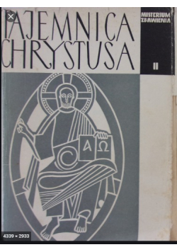 Tajemnica Chrystusa Tom II