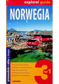Norwegia Przewodnik 3 w 1