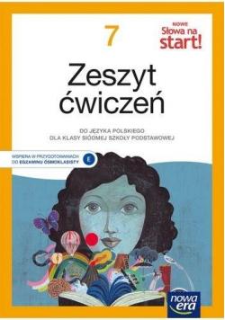 J. Polski SP 7 Nowe Słowa na start ćw. NE w.2020