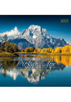 Kalendarz 2021 KD-32 Piękno Gór AVANTI