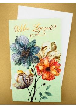 Karnet Życzenia + koperta ARGUS