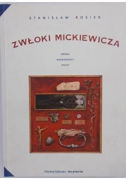 Zwłoki Mickiewicza