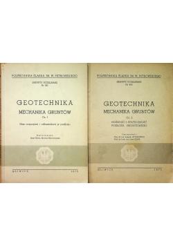 Geotechnika Mechanika gruntów 2 części