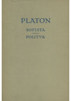 Plafon Sofista Polityk