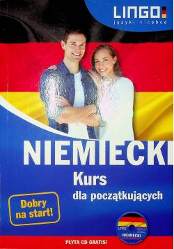 Niemiecki Kurs dla początkujących  plus CD
