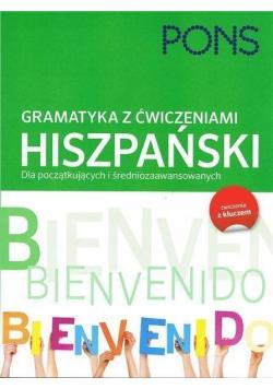 Gramatyka z ćwiczeniami Hiszpański