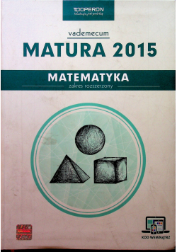 Matura 2015 Matematyka zakres rozszerzony