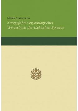 Kurzgefaßtes etymologisches Wrterbuch...