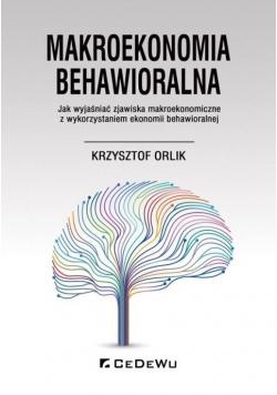 Makroekonomia behawioralna w.2020
