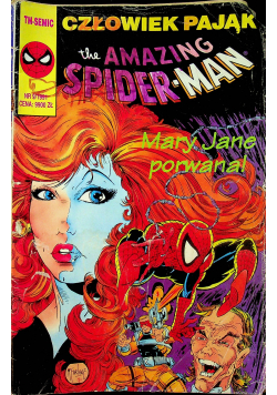 jąk the amazing Spiderman Nr 9
