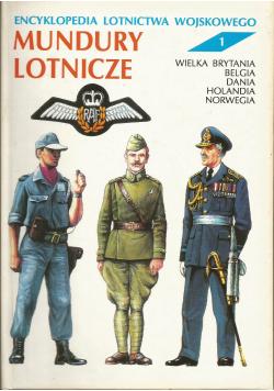 Encyklopedia lotnictwa wojskowego Mundury lotnicze 1