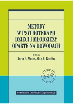 Metody w psychoterapii dzieci i młodzieży...