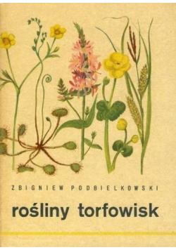 Rośliny Torfowisk