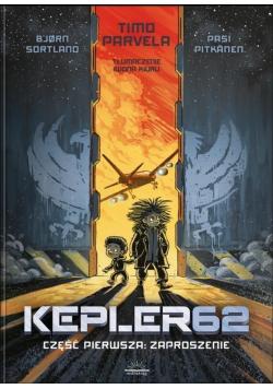 Kepler62 T.1 Zaproszenie