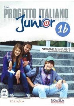 Progetto Italiano Junior 1b podręcznik