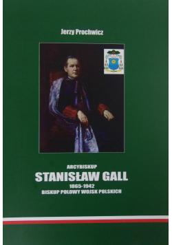 Arcybiskup Stanisław Gall