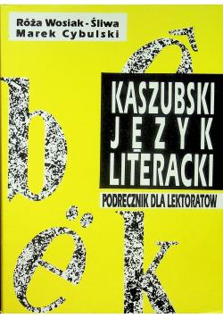 Kaszubski język literacki