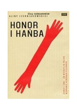 Honor i hańba DVD