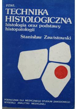 Technika histologiczna