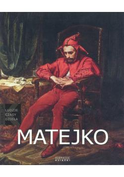 Ludzie czasy dzieła Matejko