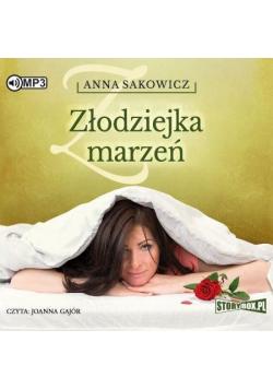 Złodziejka marzeń audiobook