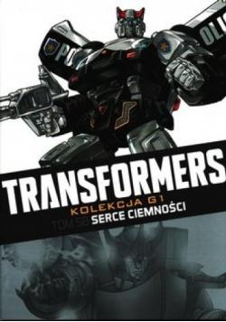 Transformers Tom 50 Serce Ciemności