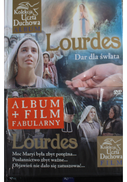Lourdes Dar dla świata Album + film fabularny