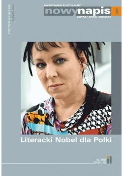 Nowy Napis Liryka epika dramat 5/2020