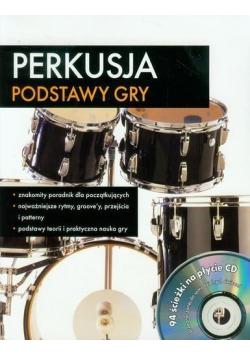 Perkusja. Podstawy gry + CD